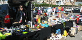 freesia events stall