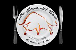 restaurante la cova del bou