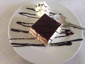baix camp restaurant dessert