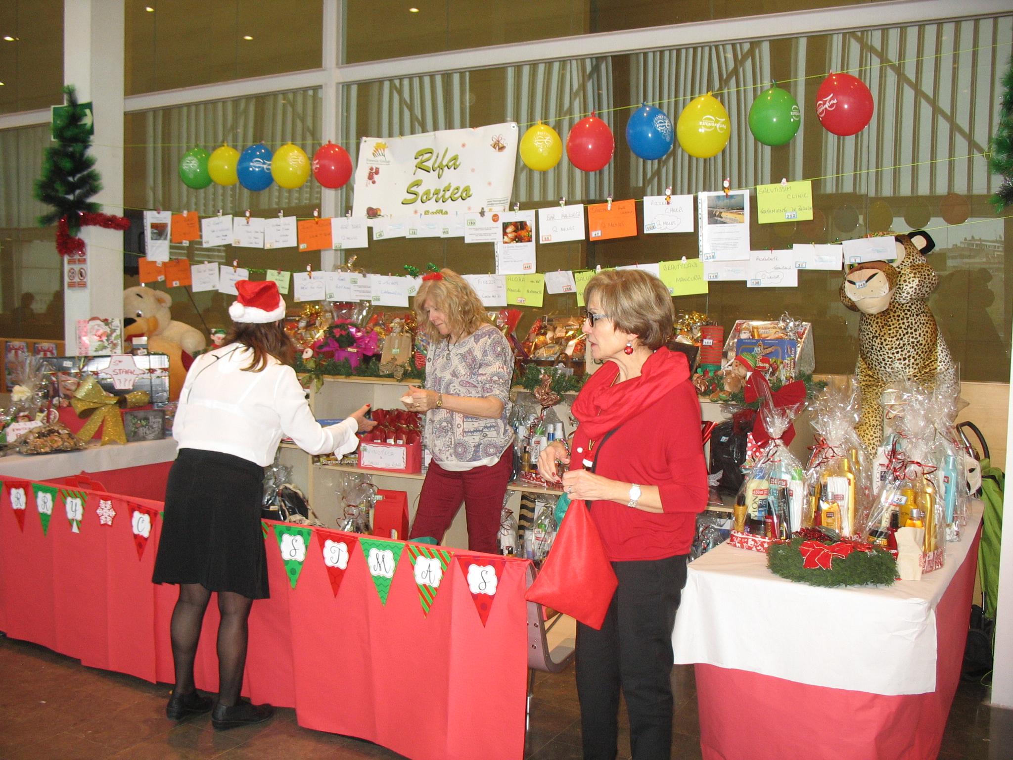 freesia christmas fair