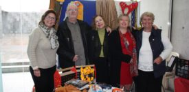 The Freesia Toy Stall Team