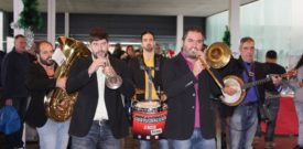 The Stromboli Jazz Band