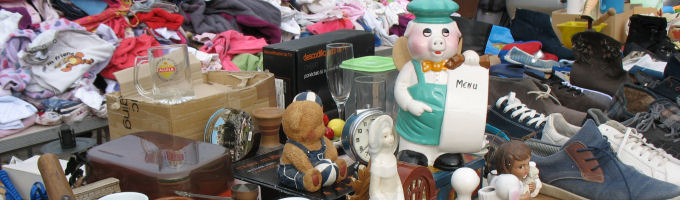 Carboot Sale January 2020
