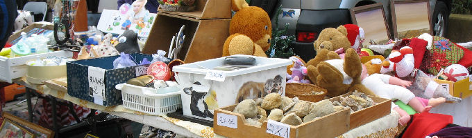 Carboot Sale May 2020
