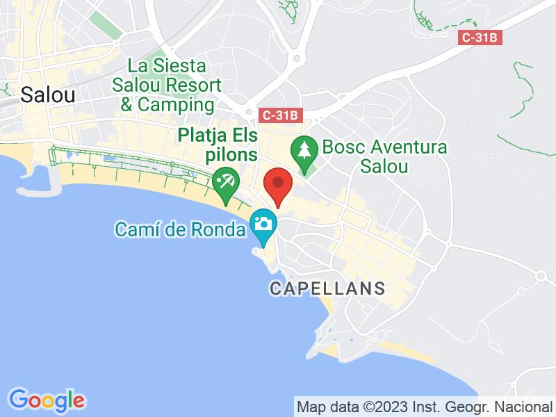 Map of La Quinta Restaurant