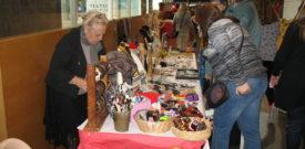 Lots of Artesan Products at the Fair