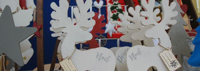 Freesia Christmas Header