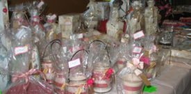 Freesia Christmas Fair Stall