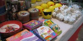 Freesia Christmas Fair Goods