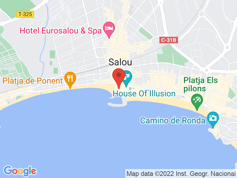 Map of Restaurante Club Nautico